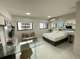 Edificio Time - Apto 519, hotel with jacuzzis in Maceió