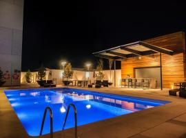Hilton Garden Inn Aguascalientes, hotel in Aguascalientes