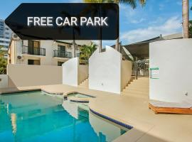 Parkview Apartments, hotel in Brisbane