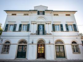 Archontiko Petrettini Boutique Hotel, hotel near Saint Spyridon Church, Agios Ioannis