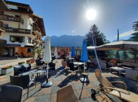 Hotel Monza, hotel a Moena