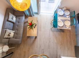 Rethymno Garden Suites, appartamento a Rethymno