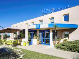 Ibis Budget Perpignan Nord, hôtel à Rivesaltes