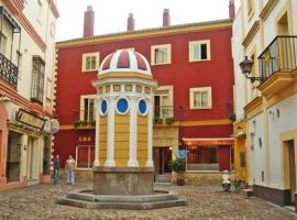 Casa compartida con habitación privada, hotel en El Puerto de Santa María