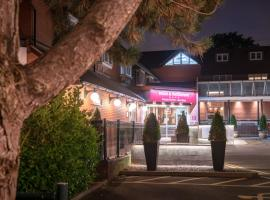 Fairlawns, Hotel And Spa, hotel in Walsall