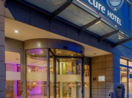 Mercure Hotel Hannover Mitte โรงแรมในฮันโนเวอร์