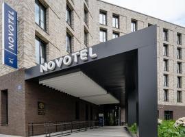Novotel Regensburg Zentrum, отель в Регенсбурге