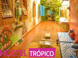 Hostel Trópico de Capricórnio - Itaguá, hostel in Ubatuba