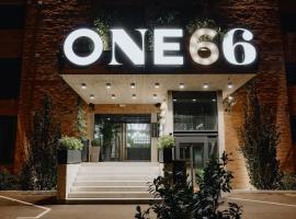 ONE66 Hotel, hotel v mestu Ljubljana