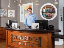 Staybridge Suites Newcastle, an IHG Hotel, hotel near Baltic Centre for Contemporary Art, Newcastle upon Tyne