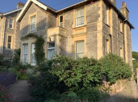 Garden apartment, apartment in Weston-super-Mare