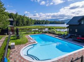 Placid Bay Hotel, hotel near Herb Brooks Arena, Lake Placid