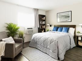 Intown Suites Extended Stay West Palm Beach- Military Trail Rd, hotel in West Palm Beach