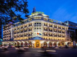 Hotel Majestic Saigon, hotel in Ho Chi Minh City