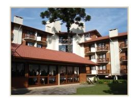 Condominio Residencial pousada do Serran0, serviced apartment in Gramado