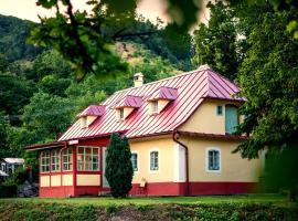 Domčok na Slnečnom Kopci, dovolenkový dom v Banskej Štiavnici