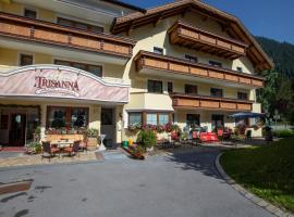 Alpenresidenz Trisanna, hotel with jacuzzis in Ischgl