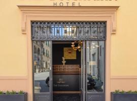 The Tuscanian Hotel, отель в Лукке