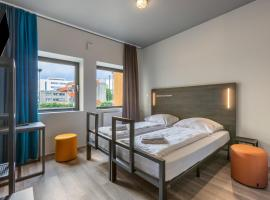 a&o Amsterdam Zuidoost, pet-friendly hotel in Amsterdam