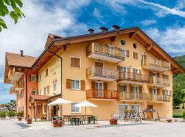 Residence Stella, hotel near Dosso della Madonna, Folgaria