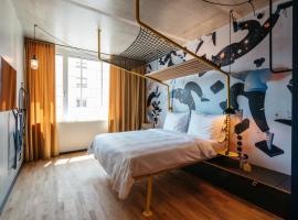 Superbude Wien Prater, hotel in Vienna