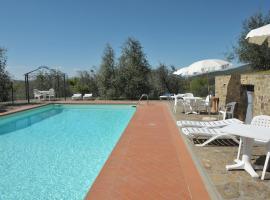 Agriturismo La Camporena, hotel in Greve in Chianti
