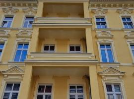 Kamienica1899, apartment in Szczecin
