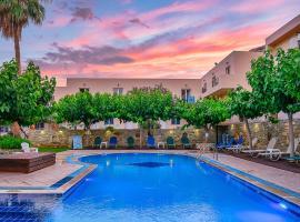 Calypso Hotel, hotel in Matala