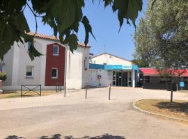 Kyriad Direct Perpignan - Aeroport, hotel near Perpignan - Rivesaltes Airport - PGF,