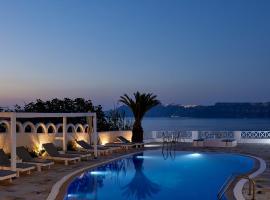 Santorini View, hotel in zona Spiaggia Bianca, Akrotiri