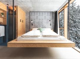 Riders Hotel, Hotel in Laax