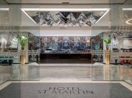 Hotel St. Martin, hotel din Roma