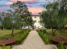 Hotel Villa San Michele, отель в Лукке
