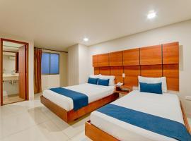 HOTEL CARIBE 79, hotel en Barranquilla