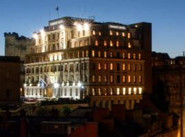 The Vermont Hotel, hotel in Newcastle upon Tyne