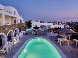 Paolas Τown Boutique Hotel, hotel in Mikonos