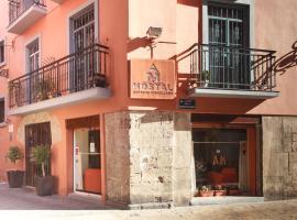 Hostal Antigua Morellana, hotel near Quart Towers, Valencia