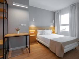 Hotel Condado, hotel en Ourense