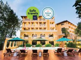 The Pineapple Hotel, Hotel in Krabi