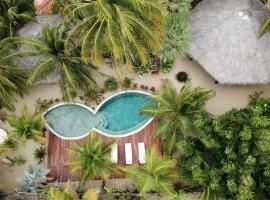 Pousada Villa Zen, hotel with pools in Barra Grande
