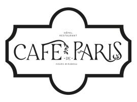 Café de Paris, hotel in Aix-en-Provence