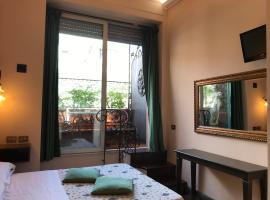 Hotel OKAPI, hotel near Villa Borghese, Rome