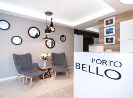 Porto Bello – hotel w Jastrzębiej Górze