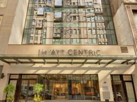Hyatt Centric 39th & 5th New York, hotel en Quinta Avenida, Nueva York
