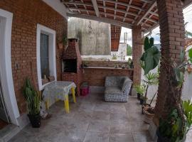 Hipp's Hostel, hostel in Ubatuba