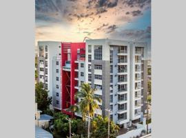 Luxury High-rise Smart Condo at Parkhurst 1., luxury hotel in Kingston