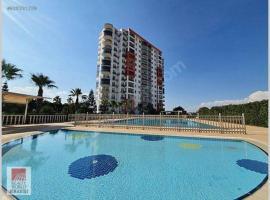 3 Zimmer Wohnung mit Pool, hotel near Antalya Airport - AYT,