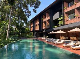 Titik Dua, hotel near Rudana Museum, Ubud