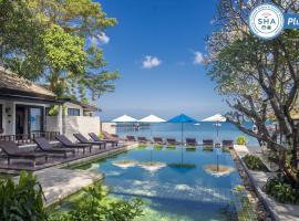 Punnpreeda Beach Resort, hotel i Bangrak Beach