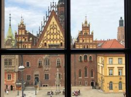 Quantum Hostel, hostel in Wrocław